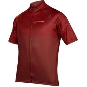 Endura Hummvee Ray LTD Koszulka z krótkim rękawem Mężczyźni, czerwony